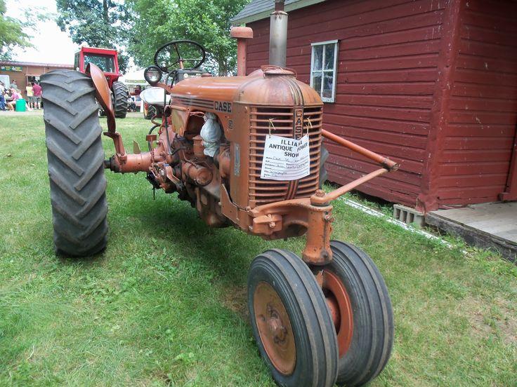 1952 Case Dc Tractor : Another case dc caseih equipment pinterest cases