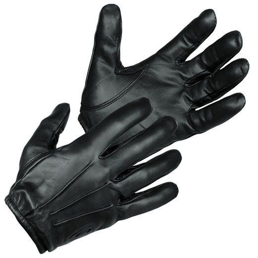 Leather Glove Cut-Resistant Kevlar Police