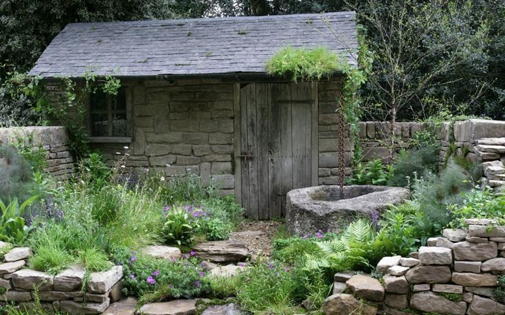 "Chelsea Flower Show 2012: Vicky Harris,  ""Naturally Dry"" – a garden inspired by William Wordsworth"