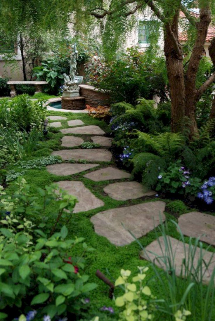 The 25+ best Rock pathway ideas on Pinterest | Rock yard, Rock walkway and  Pathways