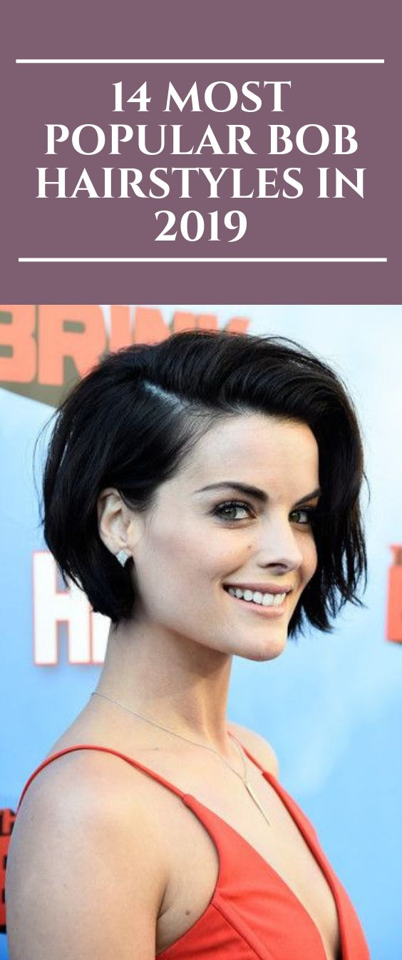 14 Most Popular Bob Hairstyles In 2019  …