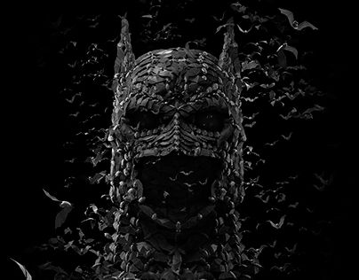 "Check out new work on my @Behance portfolio: ""Bats become BATMAN... a dark knight"" http://be.net/gallery/40181537/Bats-become-BATMAN-a-dark-knight"