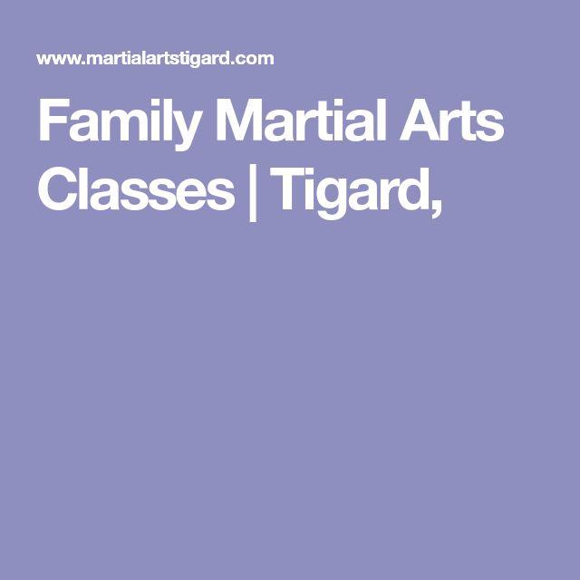 Family Martial Arts Classes | Tigard,