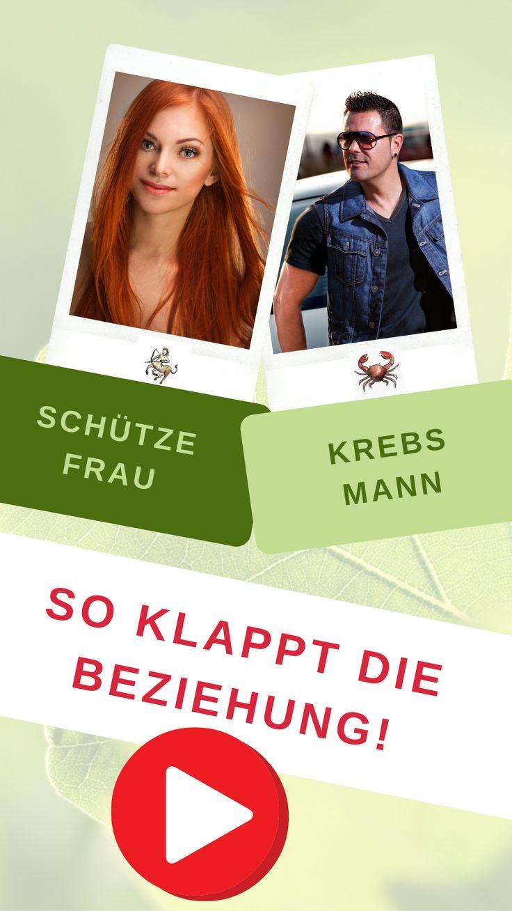 Krebs Mann & Schütze Frau - Liebe? in 2020 | Krebs mann