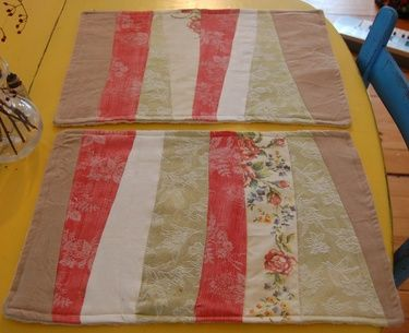 placemats from soulemama