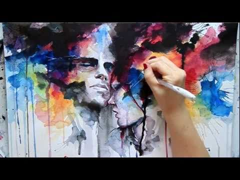 Talented people just blow me away! (speed painting - our endless abnegation)