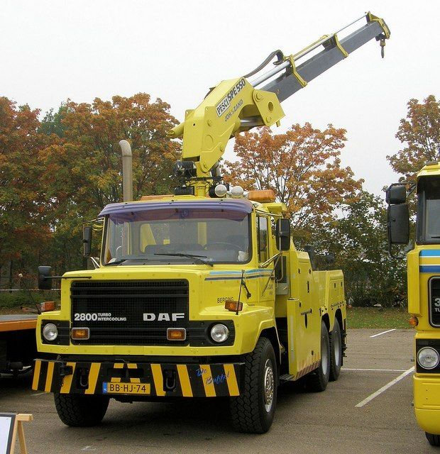 DAF-2800 TRUCKS RECOVERY