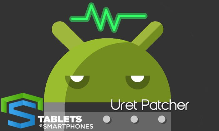 Uret Patcher v1.22, como patchear qualquer aplicativo Android, funciona apenas com aparelhos com Root! Uret Patcher possui 7 métodos de patches disponivéis