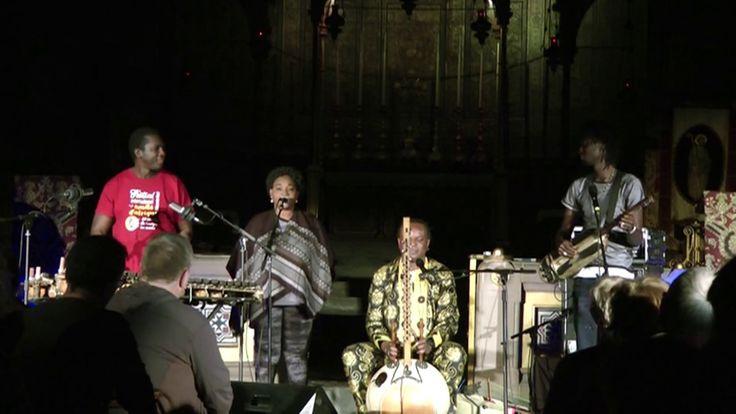 TRIO DA KALI /JALI FILY CISSOKHO St Barnabas Church. Oxford, UK