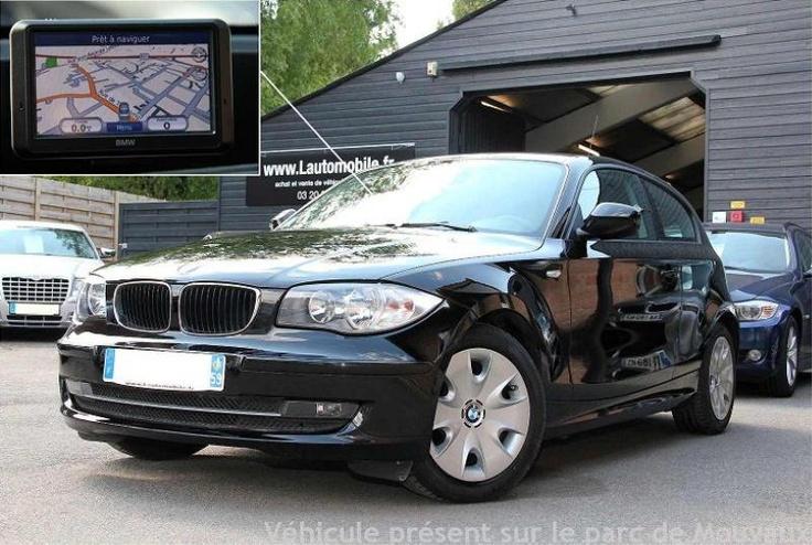 OCCASION BMW SERIE 1 (E81) 116D 115 PREMIERE 3P