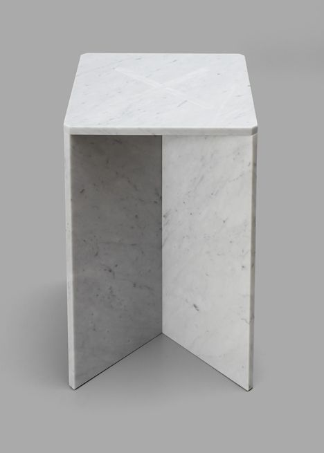 Cooper Hewitt National Design Museum Launches Marble Furniture