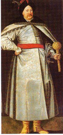 Janusz Radziwill wearing another zupan/delia ensemble 16th and 17th century Polish Dress — Zupan | Reconstructing History