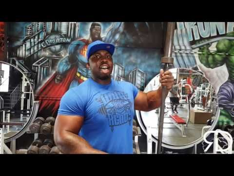 HOW TO GET BIG FOREARMS | BIG ROB - YouTube