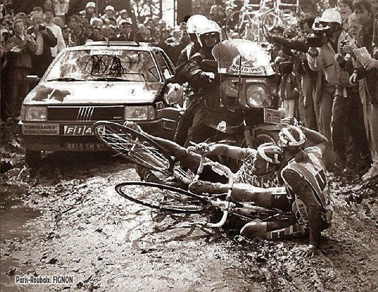 Laurent Fignon - Paris Roubaix