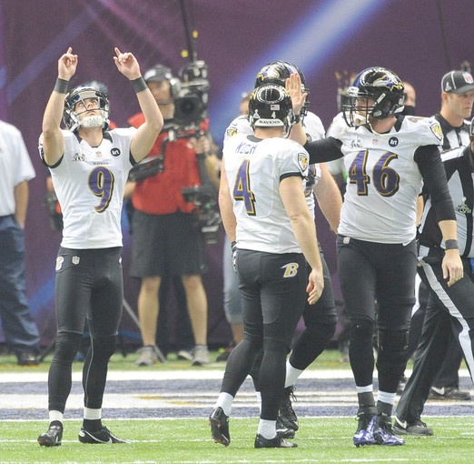 Justin Tucker 33 Field Goals Made Straight As Of Last Night S Game With The Detroit Lions And The 2 Fantasy Football Ravens Football Baltimore Ravens Players