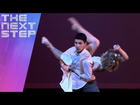 The Next Step - James & Riley Internationals Duet - YouTube how romantic !!