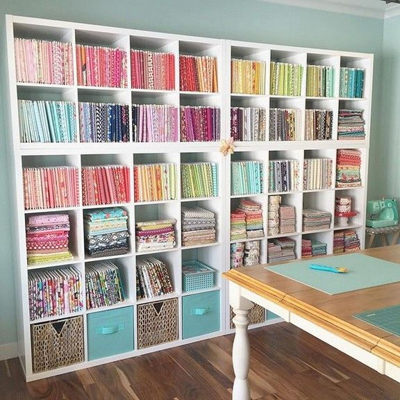40 Awesome Craft Rooms Design Ideas 08 Craft Room Design My