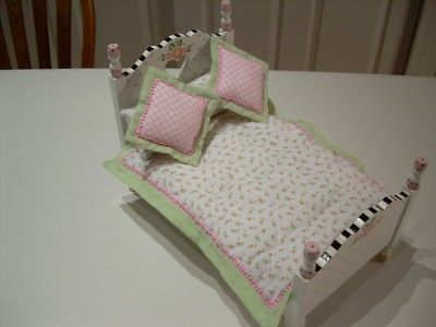 Tonner ANN ESTELLE Mary Engelbreit Doll BED Furniture | #153629117