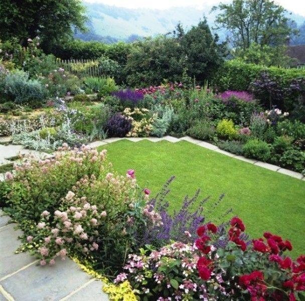 17 mejores ideas sobre jardines ingleses en pinterest for Jardin en ingles