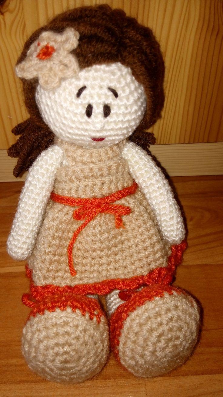 doll -crochet
