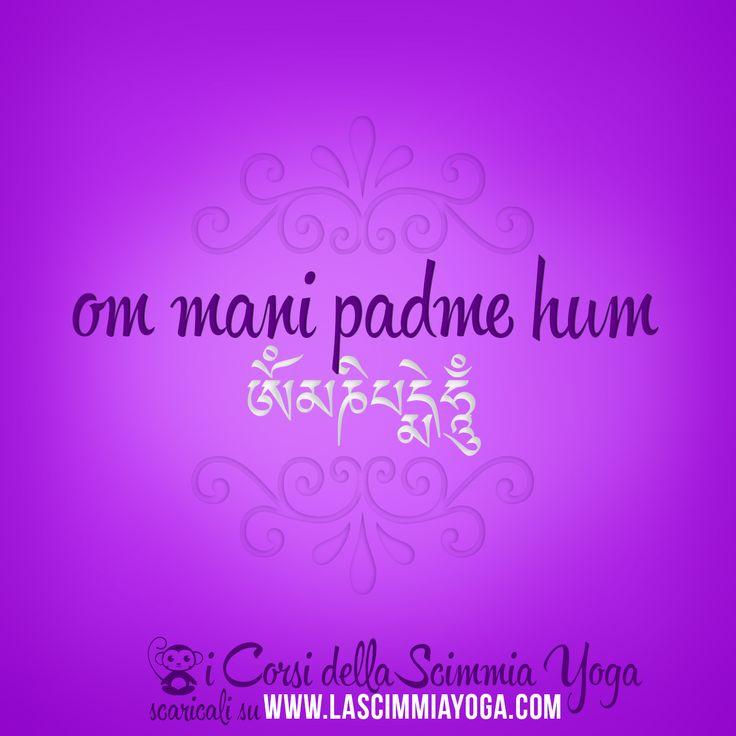 Om Mani Padme Hum