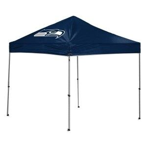 Seattle Seahawks 9 X Straight Leg Canopy Tent From TailgateGiant
