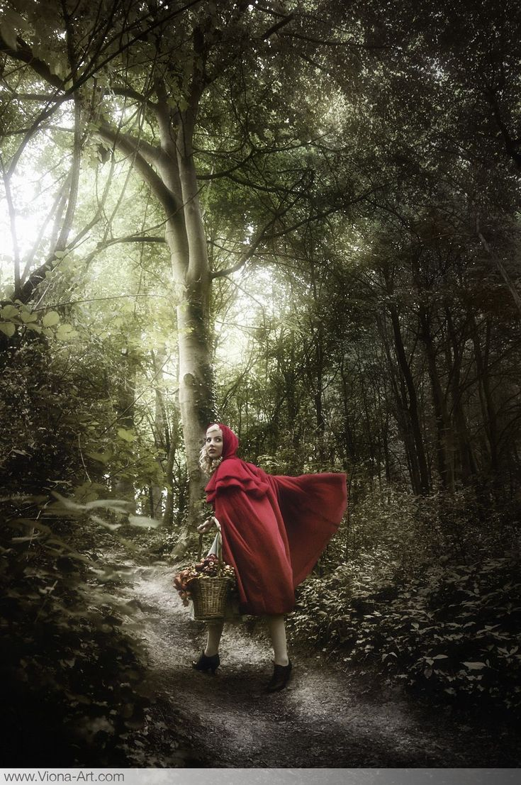 Little Red Riding HoodFantasy, Little Red, Red Riding Hoods Photos Shoots, Red Riding Hoods Photoshoot, Viona Ielegems, Red Hoods, Photography, Big Bad, Fairies Tales