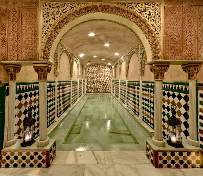 Hamman Andalus. Granada