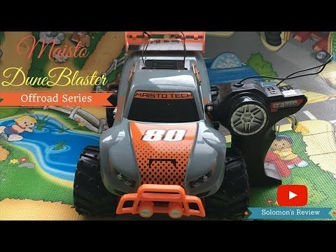 Dune blaster Intro Toy review - part 1