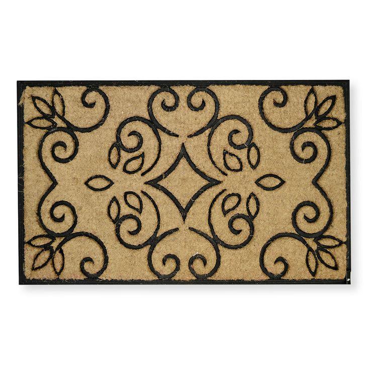 Istanbul Rubber & Coir Doormat