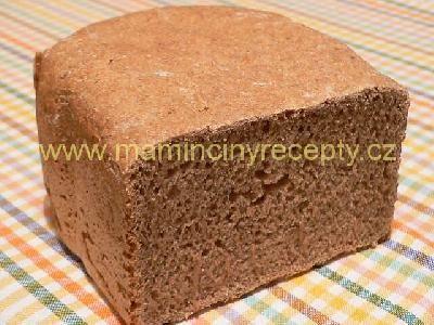 Pšenično-žitný celozrnný bochník
