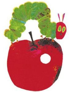My Very Hungry EFL Caterpillar | Caterpillar, Hungry Caterpillar ...