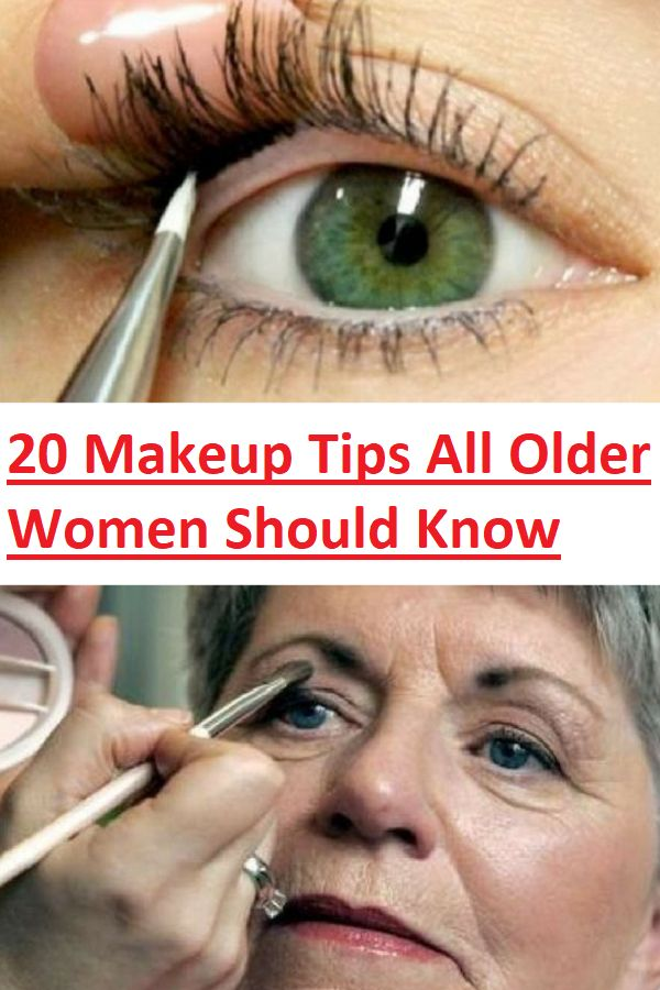 20 Makeup Tips All Older Women Should Know (Slideshow) http://www.imperialmindset.com/how-to-let-go-of-the-past/