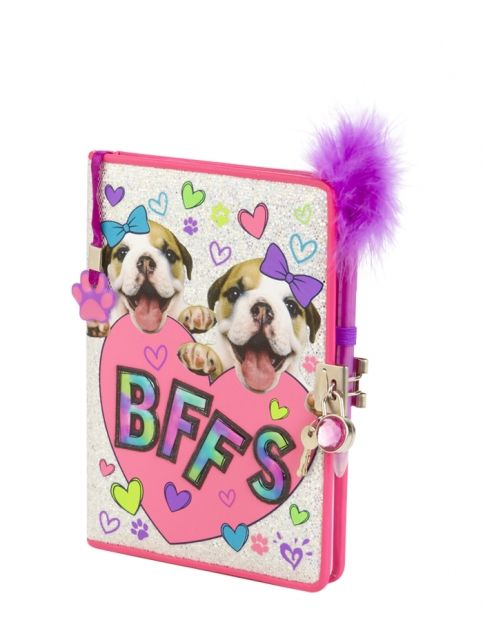 Bff Photoreal Dog Diary | Girls Backpacks & School Supplies Accessories | Shop Justice