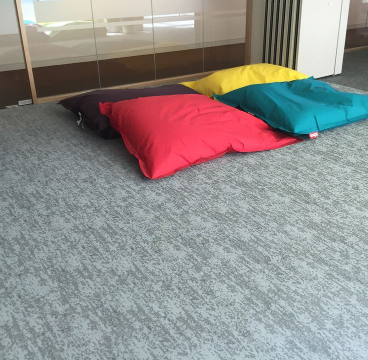Brave Sam From Our Ntgrate Woven Vinyl Flooring Collection Installed In The Chill Zone
