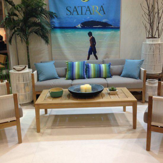 Satara Australia Bedarra outdoor furniture display