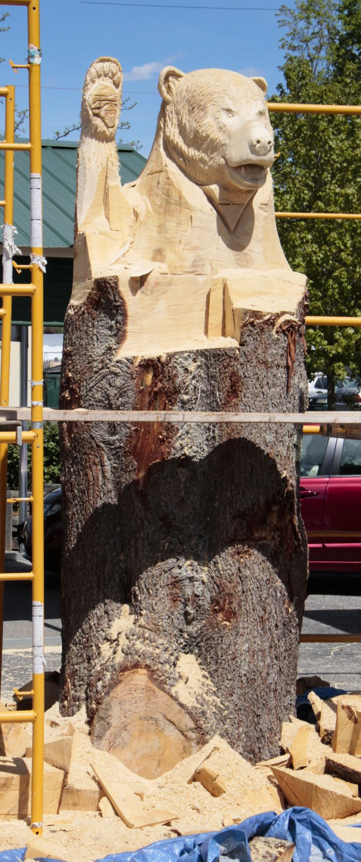 Best chainsaw carving patterns instructions images on