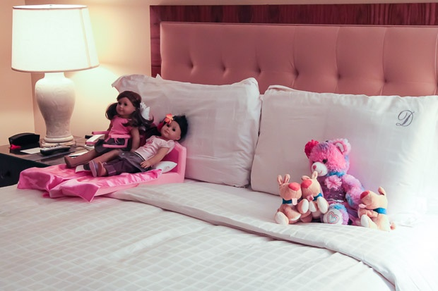 Luxury Family Holidays: Fun With American Girl Dolls At The Posh @Beverly Wilshire (A Four Seasons Hotel)