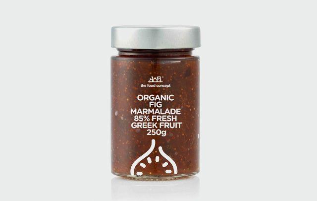 Organic line : Organic Fig marmalade
