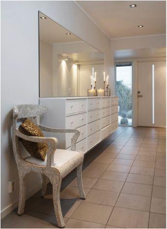 Interior Design Project - Hallway