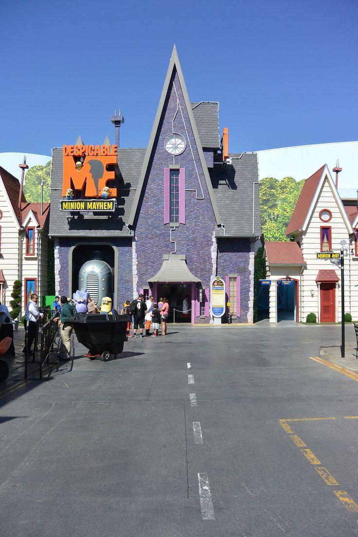 Universal Studios - LA - California - Work and Travel Kanada - http://workandtravelkanada.com