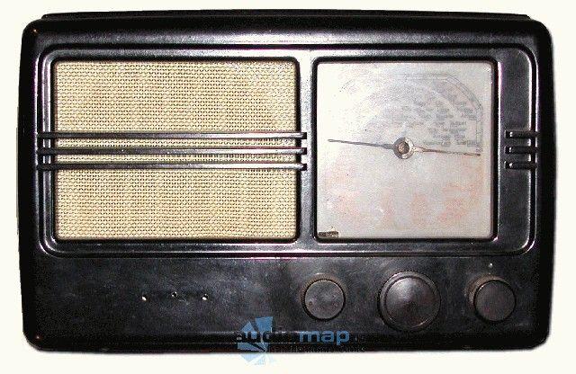 1949: Lorenz - Radio - Tempelhof - Klingendes Museum - Galerie - HiFi Heimkino Forum