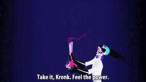 The Emperor's New Groove - Kronk <3