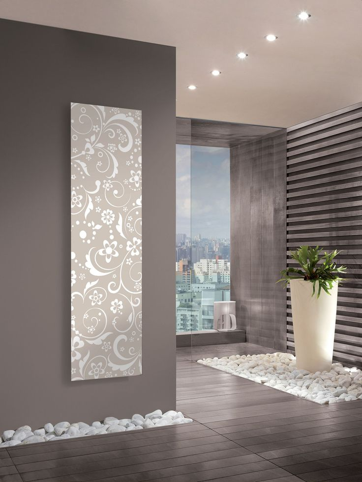 Download the catalogue and request prices of Iris By cordivari, vertical panel radiator, neo design Collection