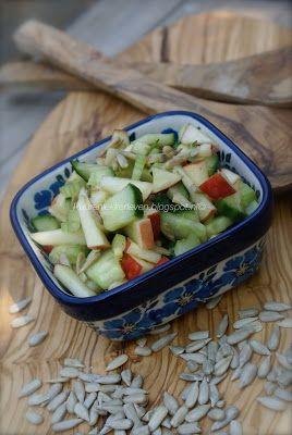 Puur & Lekker leven volgens Mandy: Spicy salade