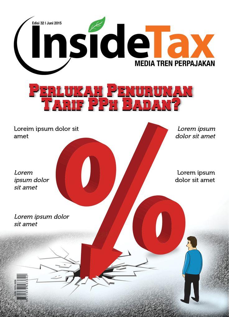 Segera terbit!! Edisi 32 #InsideTax
