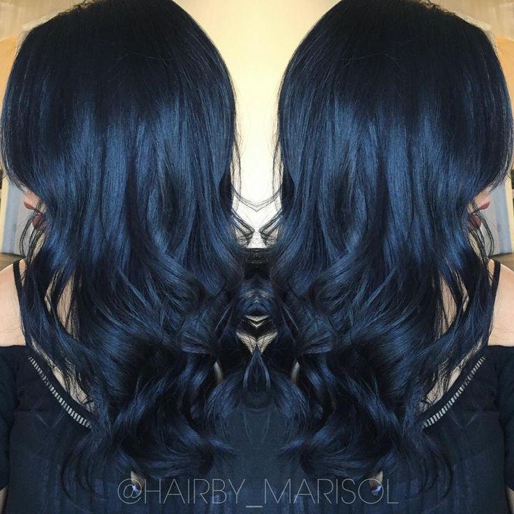 Black blue  #modernsalon #btcpics #colormelt #blackbluehair #cosmoprofbeauty #LicensedToCreate #haircolor #transformations #larisadoll #behindthechair #haircolorspecialist #hairstyles #color #hairgod_zito #love #bescene #hair #styles #hairstyles #hairdressers #kenraprofessional #schwarzkopf #blondeme #joico #rusk #delanoca @joico @modernsalon @guy_tang @behindthechair_com @brazilianbondbuilder @bescene @hairgod_zito @cosmoprofbeauty @american_salon @larisadoll @hotonbeauty @styleartists…