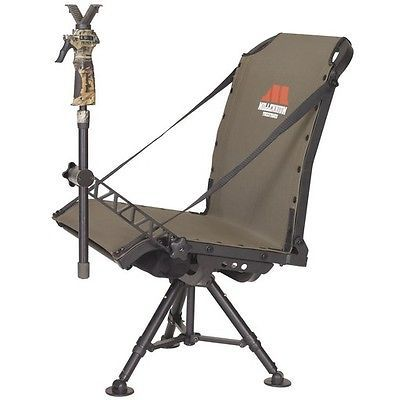 Seats and Chairs 52507: Millennium Treestands G-101 Blind Chair Shooting Mount -> BUY IT NOW ONLY: $75.67 on eBay!