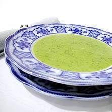 Zucchinisoppa