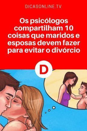 Evitar divorcio | Os psicólogos compartilham 10 coisas que maridos e esposas devem fazer para evitar o divórcio